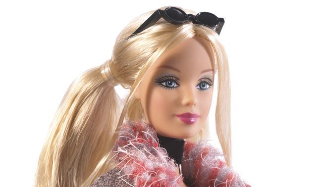 Barbie, modello WaistUp, 2004 © Mattel Inc.