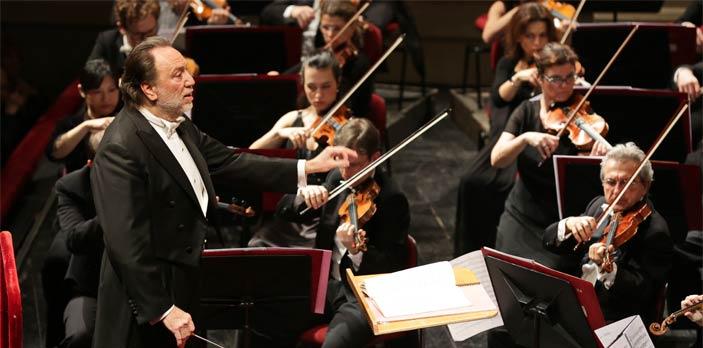 Riccardo Chailly © Teatro alla Scala