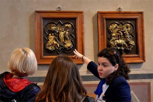Roberta Quercioli, Ambasciatori dell'Arte