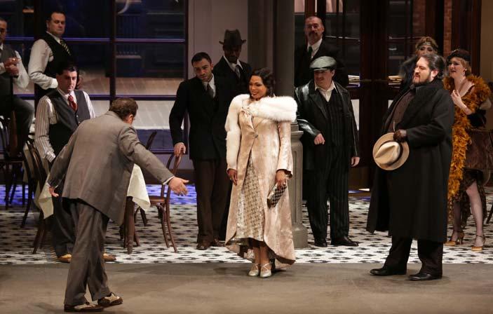 La cena delle beffe - credit Brescia/Amisano – Teatro alla Scala