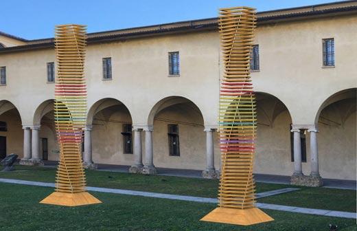 Luca Trazzi, Progetto per il Museo Diocesano di Milano