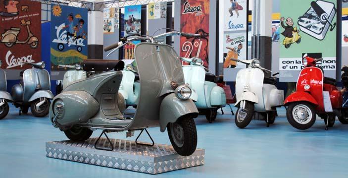 Museo Piaggio - La Vespa