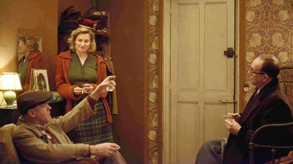 Violette, un'immagine del film