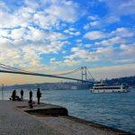 Tancredi - Ponte sul Bosforo tra due continenti Europa e Asia