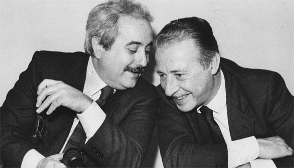 Giovanni Falcone, Paolo Borsellino