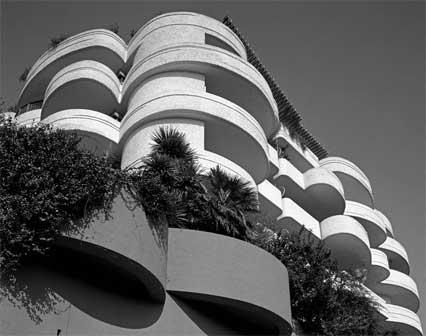 © Gabriele Basilico, Roma, Palazzina San Maurizio. Collezione Fotografia MAXXI architettura