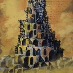 Metello Iacobini - La torre di Babele