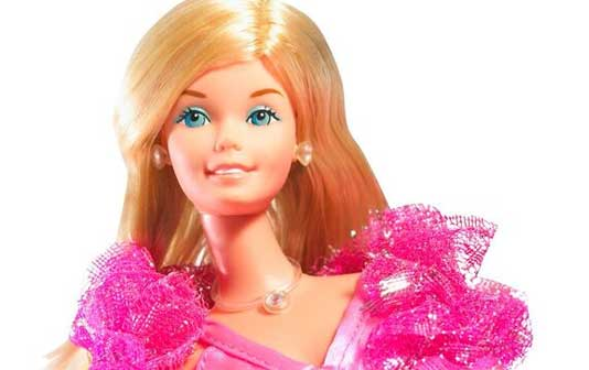 Barbie, modello Superstar 1977 © Mattel Inc