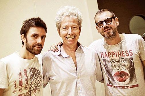 Fabio Concato, Fabrizio Bosso, Julian Oliver Mazzarello - Non smetto di ascoltarti