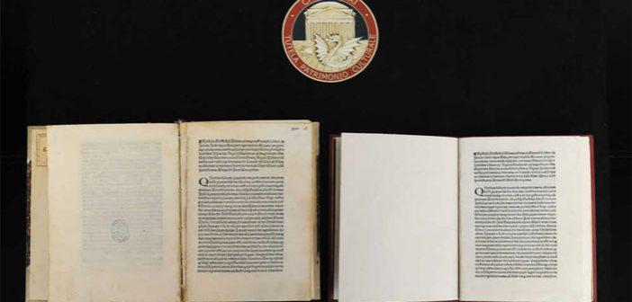 Cristoforo Colombo, restituito l'incunabolo con la relazione del primo viaggio – Il testo