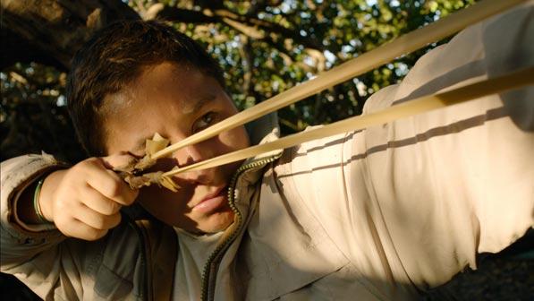 Fuocoammare, una immagine del film