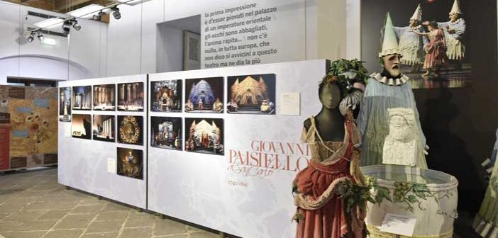 Giovanni Paisiello, il San Carlo di Napoli rende omaggio al celebre compositore con una mostra