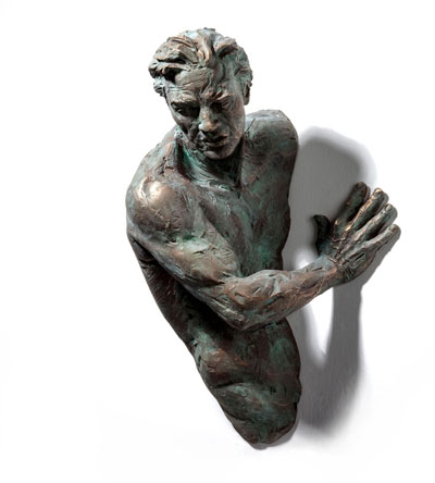 Matteo Pugliese, Dubbio, bronzo