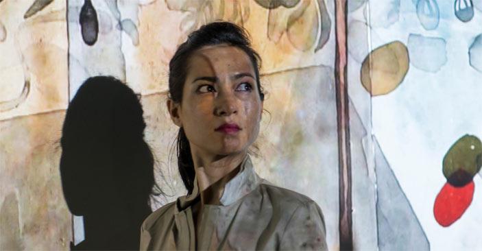 Shahzia Sikander, Portrait