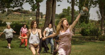 La pazza gioia, una immagine del film