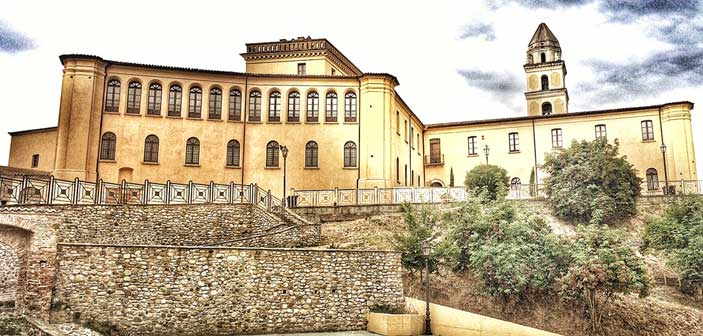 Sant'Arcangelo, Monastero Santa Maria di Orsoleo