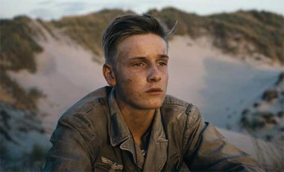 Land of Mine - Una immagine del film