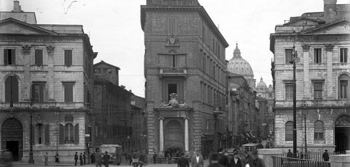 Roma | La Spina. Dall'Agro Vaticano a Via della Conciliazione – Mostra ai Musei Capitolini