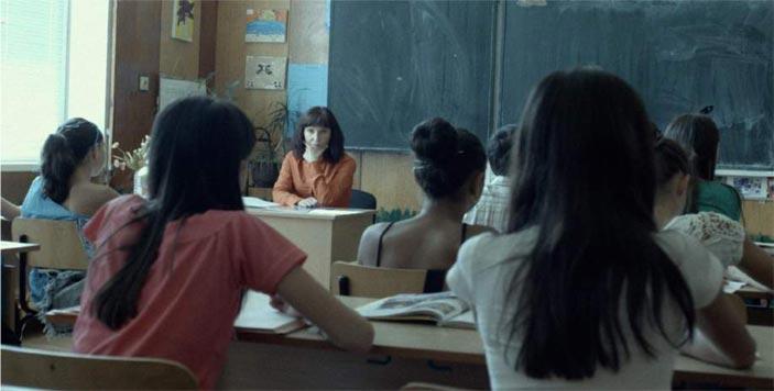 The lesson, un'immagine del film