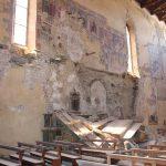 Amatrice, Basilica di San Francesco - Foto Carabinieri Tutela Patrimonio Culturale