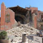 Amatrice, Chiesa di San Giovanni - Foto Carabinieri Tutela Patrimonio Culturale