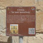 Amatrice, Chiesa di Sant'Agostino - Foto Carabinieri Tutela Patrimonio Culturale