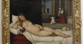 La Venere di Urbino di Tiziano torna nelle Marche