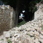 Amatrice, Porta San Francesco - Foto Carabinieri Tutela Patrimonio Culturale