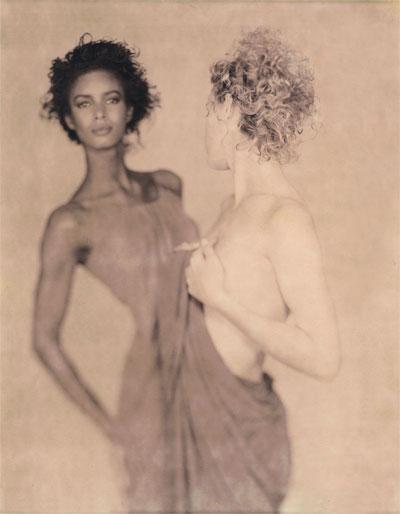 Giovanni Gastel - Untitled (Claudia), 1990