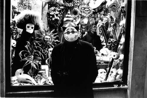 """Noboyushi Araki, Araki in Venice, 2002, stampa sali d'argento, cm 61x51 - Mostra """" Omaggio al Giappone """""""