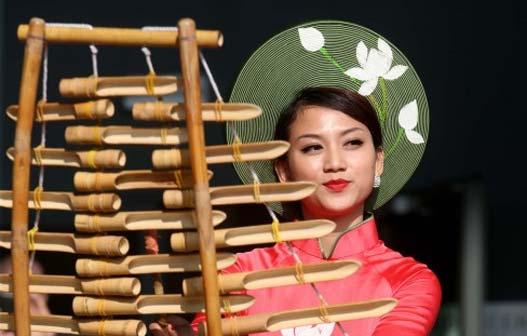 Strumenti musicali tradizionali del Vietnam