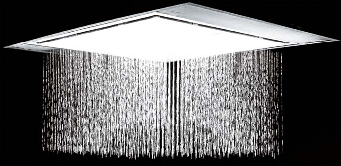 Shiro Takatani, 3D Water Matrix - Mostra Digitalife