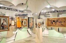 Allestimento della mostra BOOM 60! Era Arte moderna, a cura di Atelier Mendini ©Stefano Bonomelli