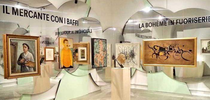 """""""Boom 60! Era arte moderna"""", mostra al Museo del Novecento di Milano"""