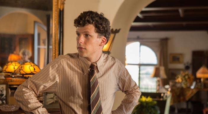 Un'immagine tratta dal film Café Society