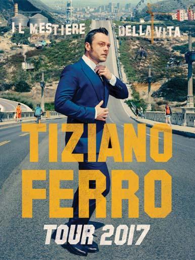Tiziano Ferro - Tour 2017