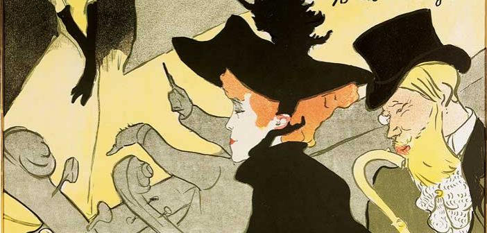 """""""Toulouse-Lautrec. La belle époque"""", mostra a Palazzo Chiablese di Torino"""
