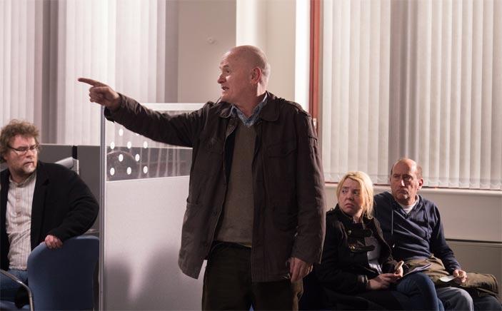 Io, Daniel Blake - Dave Johns nel ruolo del protagonista