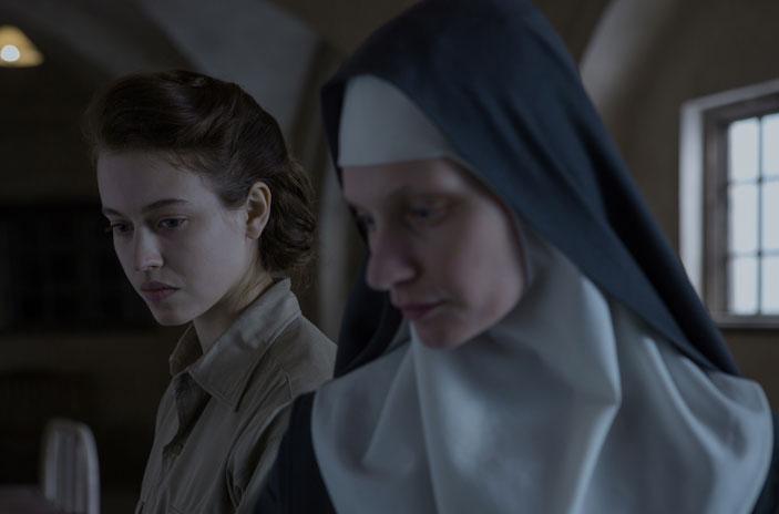 Una immagine del film Agnus Dei