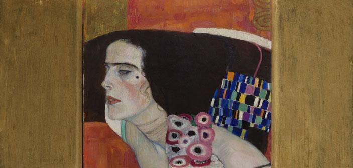 Gustav Klimt (Baumgarten, Austria, 1862 – Vienna, 1918), Giuditta II, 1909, Olio su tela, Ca Pesaro - Galleria Internazionale d'Arte Moderna, Fondazione Musei Civici di Venezia