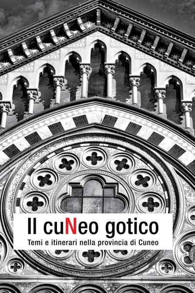 Il cuNeo gotico - Copertina del libro
