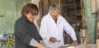 Antò (da sinistra Antonia 'Neto' Campi e Antonella Ravagli)