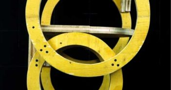 Cesare Leonardi P14, serie Solidi, 1998–1999. Pannello di abete a tre strati
