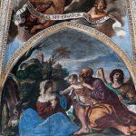 Giovanni Francesco Barbieri detto il Guercino, Affreschi della Cupola del Duomo di Piacenza, 1626-1627