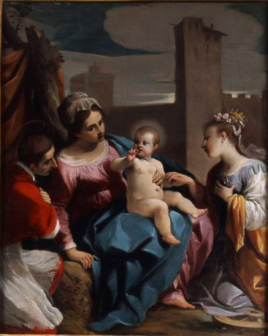 Guercino a piacenza dal duomo a palazzo farnese for Piacenza mostra guercino