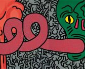 Keith Haring in mostra a Palazzo Reale di Milano – Le immagini