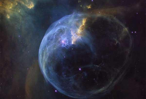 Our Place in Space - Immagini scattate dal telescopio spaziale Hubble
