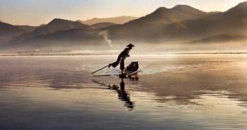 Lago Inle, Birmania, 2011 © Steve McCurry