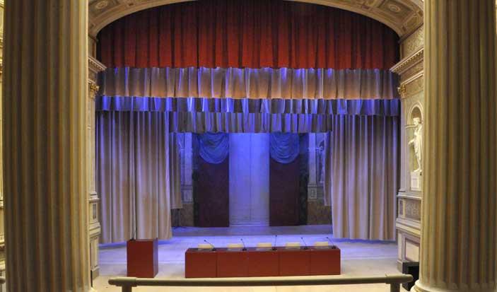 Sala teatro - Laboratorio teatrale