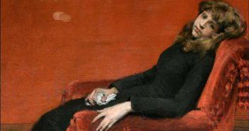 William Merritt Chase, The Young Orphan (1884), © National Academy of Design New York